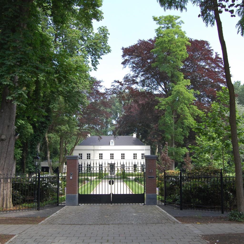Villatuin - centrum Sint-Oedenrode -1